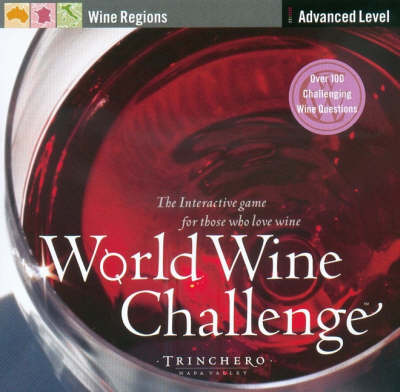 World Wine Challenge: The Interactive Game for Those Who Love Wine (CD-Audio)