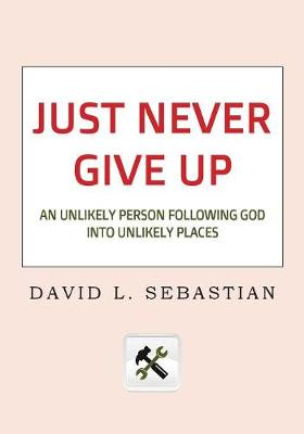 Just Never Give Up: An Unlikely Person Following God Into Unlikely Places (Paperback)