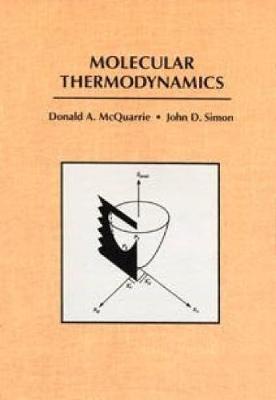 Molecular Thermodynamics (Hardback)
