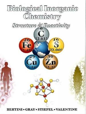 Biological Inorganic Chemistry (Hardback)