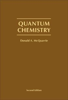Quantum Chemistry, 2nd edition (Hardback)