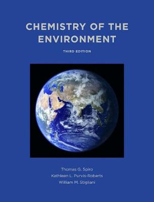 Chemistry of the Environment, third edition (Hardback)