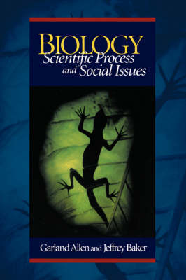 Biology: Scientific Process and Social Issues (Paperback)