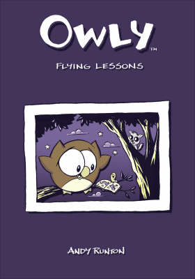 Owly, Vol. 3 Flying Lessons (Paperback)