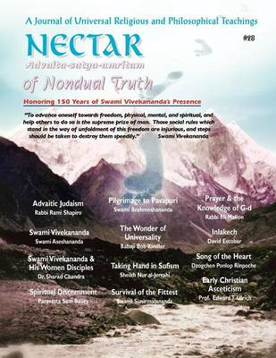 Nectar of Nondual Truth #28; A Journal of Universal Religious and Philosphical Teachings (Paperback)