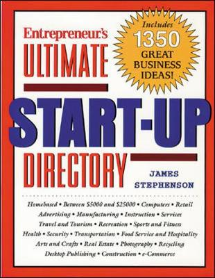 Ultimate Start-Up Directory (Paperback)