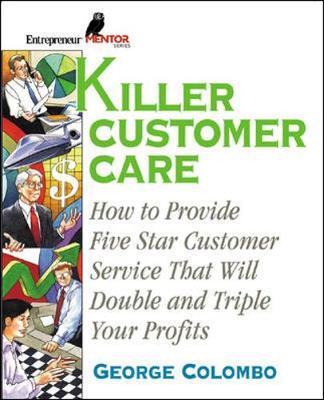 Killer Customer Care (Paperback)