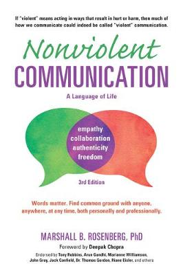 Nonviolent Communication 3rd Ed (Paperback)