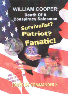 Death of a Conspiracy Salesman (Paperback)