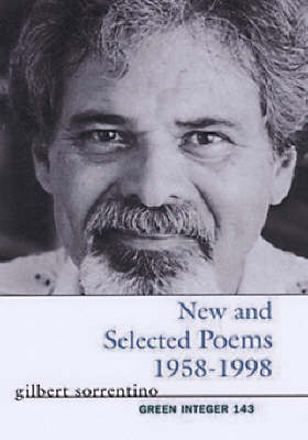 New And Selected Poems 1958-1998 (Paperback)