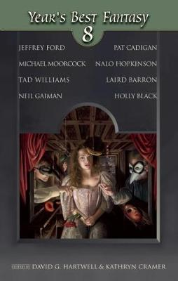 Year's Best Fantasy 8 (Paperback)