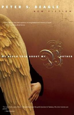 We Never Talk about My Brother (Paperback)