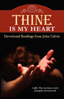 Thine Is My Heart (Paperback)
