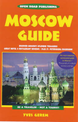 Moscow Guide (Paperback)
