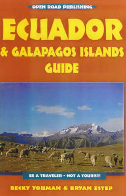 Ecuador and Galapagos Islands Guide (Paperback)