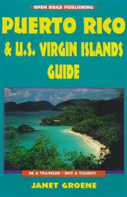Puerto Rico and U.S.Virgin Islands Guide (Paperback)