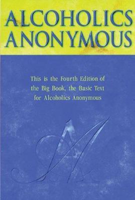 Alcoholics Anonymous Big Book (Hardback)