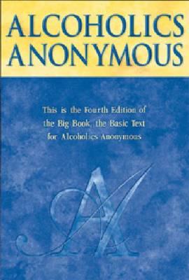 Alcoholics Anonymous Big Book (Paperback)