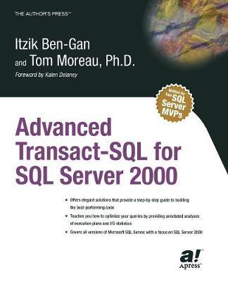 Advanced Transact-SQL for SQL Server 2000 (Paperback)