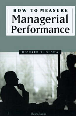 How to Measure Managerial Performance (Paperback)