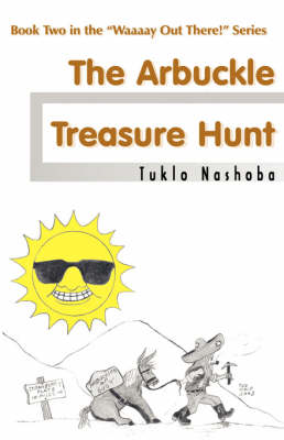 Waaaay Out There! The Arbuckle Treasure Hunt (Paperback)