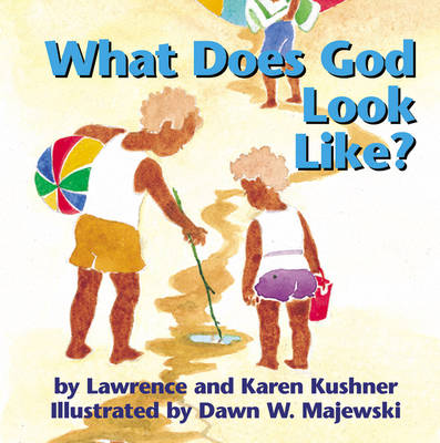 What Does God Look Like? (Board book)