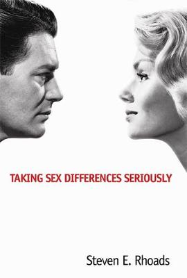 Taking Sex Differences Seriously (Hardback)