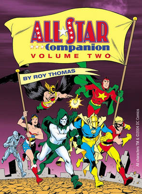 All-Star Companion Volume 2 (Paperback)