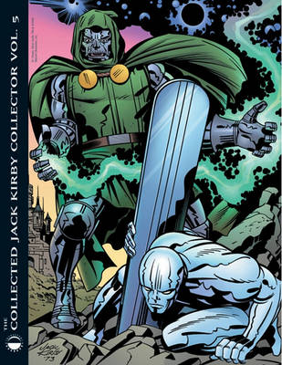 Collected Jack Kirby Collector: v. 5 (Paperback)