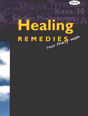 Healing Remedies That Really Work (Paperback)