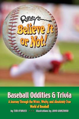 Ripley's Believe It or Not! Baseball Oddities & Trivia (Paperback)