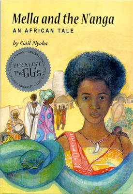 Mella and the N'Anga: An African Tale (Paperback)