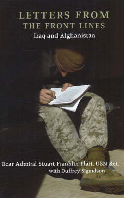 Letters from the Front Lines: Iraq and Afghanistan (Hardback)