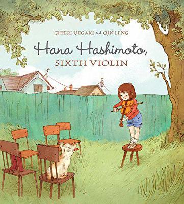Hana Hashimoto: Sixth Violin (Hardback)