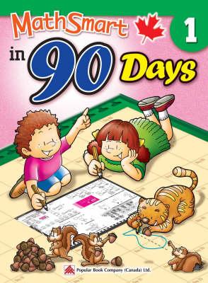 MathSmart in 90 Days: Grade 1 (Paperback)