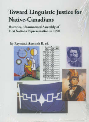 Historical Unannotated Assembly of First Nations Representation in 1990 (Paperback)