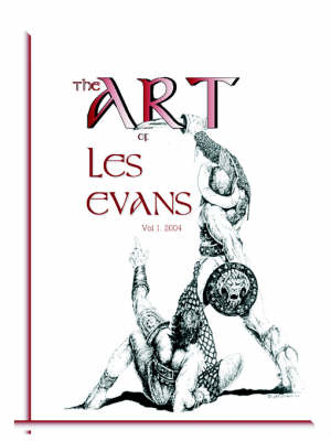 The Art of Les Evans (Paperback)