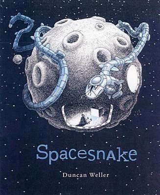 Spacesnake (Hardback)
