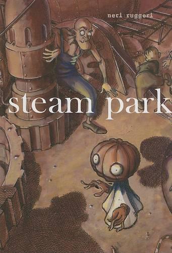 Steam Park (Hardback)