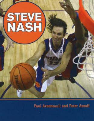 Steve Nash (Paperback)