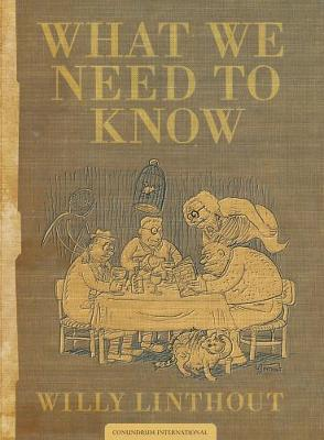 What We Need To Know (Hardback)