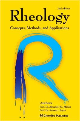 Rheology. Concepts, Methods, and Applications (Hardback)