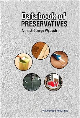 Databook of Preservatives (Hardback)
