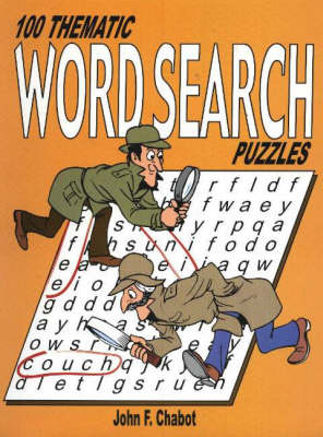 100 Thematic Word Search Puzzles (Paperback)