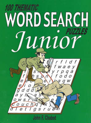 100 Thematic Word Search Puzzles: Junior (Spiral bound)