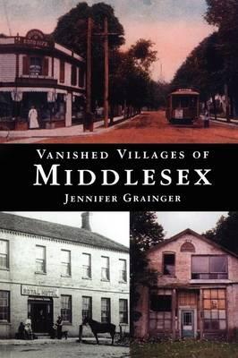 Vanished Villages of Middlesex (Paperback)
