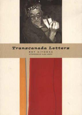 Transcanada Letters (Paperback)