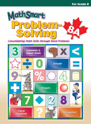 MathSmart: Problem-solving: Mathematics Supplementary Workbook (Paperback)
