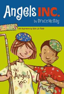 Angels Inc. (Paperback)