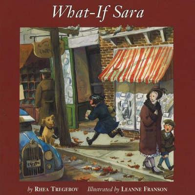 What-If Sara (Paperback)